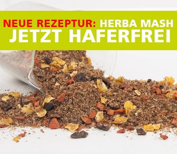 Neue Rezeptur: Herba Mash