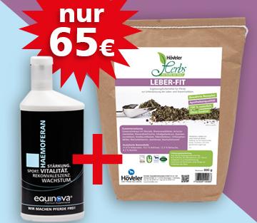 equinova® Haemoferan und Herbs Leber