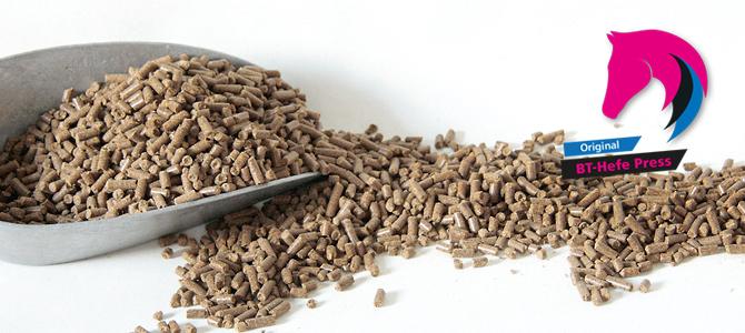 Fütterungs-Tipp: BT-Hefe Press