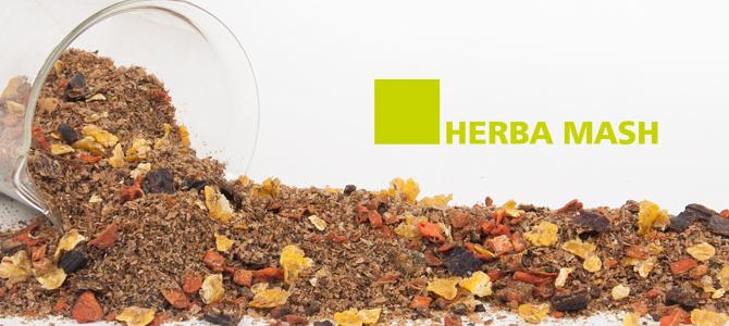 HERBA MASH – das besondere Mash zum Magenschutz!