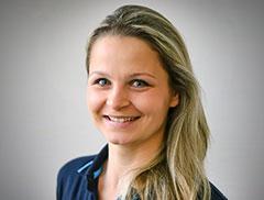 Daniela Gentz, Produktmanagerin Pferd.