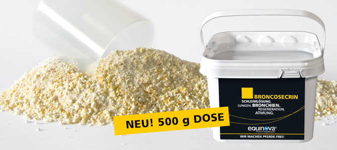 Broncosecrin Powder 500 g
