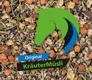 Fütterungs-Tipp: Höveler Original KräuterMüsli