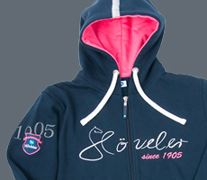 Hoodie Damen - Collection 2017