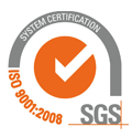 SGS System Certification ISO 9001:2008