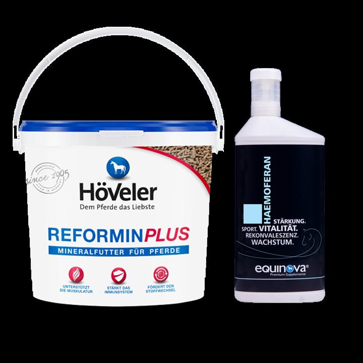Original REFORMINPLUS 4 kg + Haemoferan 250 ml