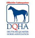 DQHA - Deutsche Quarter Horse Association - Offizieller Futterpartner