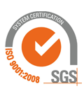 SGS - System Certification - ISO 9001:2008